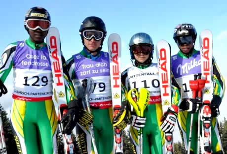 Team Schladming 2013 FIS Alpine World Ski Championships